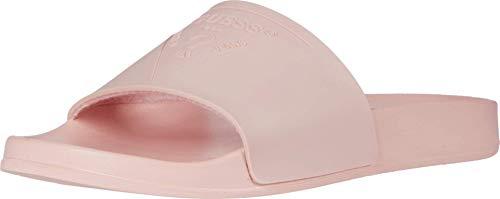 GUESS Damen Gwsachi Zehentrenner, Pink (rose), 42 EU