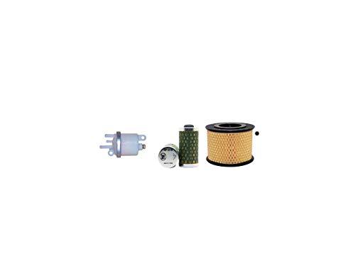 Ammann Avp 2220 Dh Filter Service Kit Mit Hatz 1B20 Motor