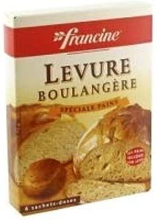 Francine Levure Boulangere Speciale Pains (x6) 30g
