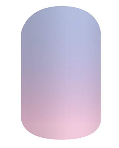 Jamberry Nail Wraps~Cotton Candy Kisses~Half Sheet