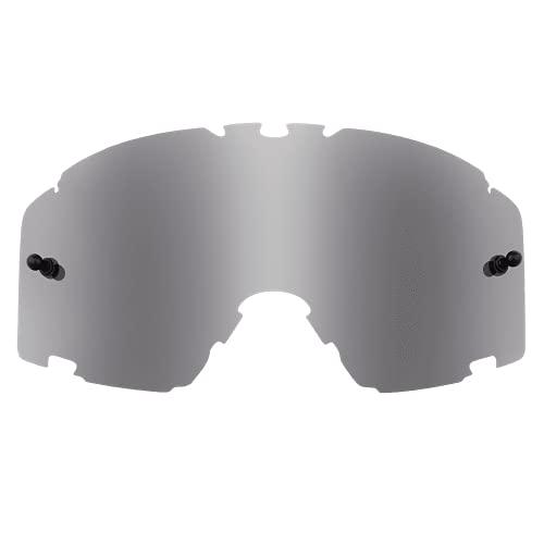 O'NEAL   Motocross-Brillen-Ersatzteile   Motorrad Enduro   Linse für maximale Lichtdurchlässigkeit, 100% UV Schutz, garantiert beschlagfreie Sicht   B-30 Goggle Spare Lens   Grau   One Size