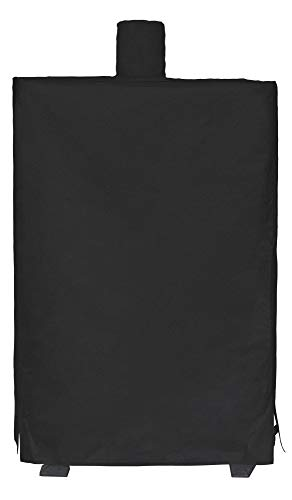 i COVER 73752 Pellet Smoker Cover for Pit Boss Grills 77700 PBV7P1 7 Series Pellet Vertical Smoker 600D Waterproof Heavy-Duty Canvas Vertical Smoker Cover