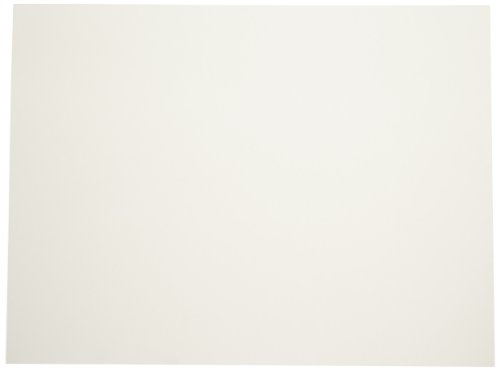 Sax Watercolor Paper, 140 lb, 18 x 24 Inches, Natural White, 100 Sheets - 358445