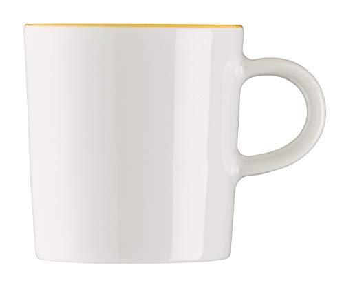 Arzberg Cucina Tasse à Expresso, Tasse, Tasse Expresso, Tasse à Moka, Tasse à Ristretto, Colori Orange, Porcelaine, 9 cl, 42100-670659-14717