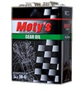 ギヤーオイル Moty's (モティーズ)M409M 粘度:80W250 4L缶 FR車のマニュアルトランスミッション専用油