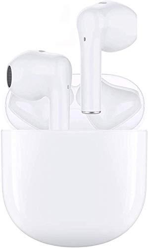 Bluetooth Headset 5.0,écouteurs sans Fil Bluetooth,3D Stéréo HiFi,Microphone intégré,écouteurs Bluetooth IPX5 étanche,couplage Automatique,Compatible avec Samsung/Huawei/iphone