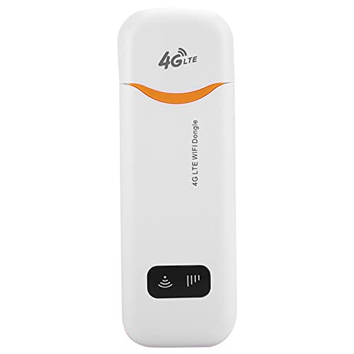 Shipenophy Módem Router Pequeño Adaptador de Red de Velocidad rápida 3G / 4G USB2.0 para computadora