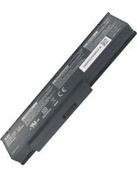 AboutBatteries Batterie pour BENQ A52, 11.1V, 4400mAh, Li-ion