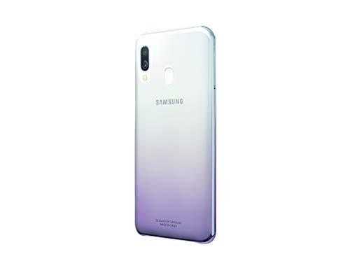Samsung Gradation Cover (EF-AA405) für Galaxy A40, Violett