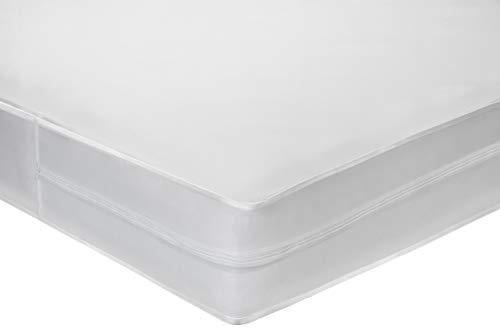 Pikolin Home - Funda de colchón impermeable y transpirable, 90x190/200cm-Cama 90 (Todas las medidas)
