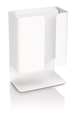 Philips Ledino LED-Tischleuchte Novum 1-flammig 4,5 W, weiß 360543116