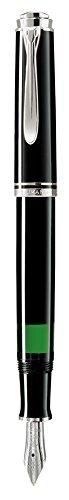 Pelikan M405 Füllfederhalter Souveraen 405 Feder Ef, Schwarz