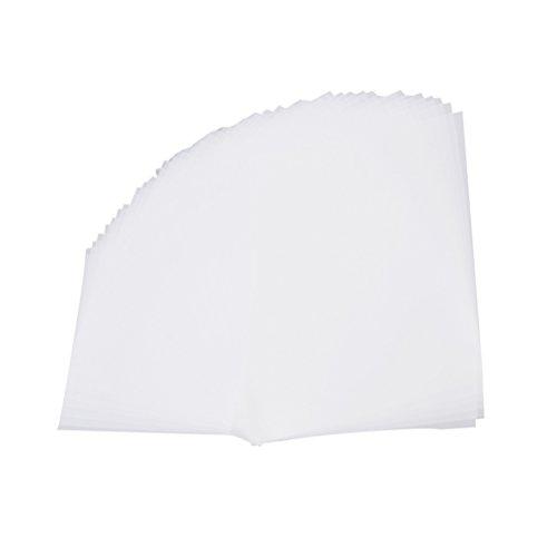 NUOLUX Pauspapier durchscheinend die Kopie des Künstlers der vorgezeichnete-Papier Kalligraphie 16K 100pcs