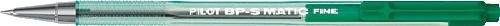 Pilot 2026004penna a sfera Bp-S Matic Verde