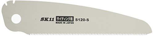 藤原産業 SK11 替刃式折込鋸サイディング替刃 SB120-S