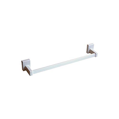 XIMAX Handtuchhalter magnetisch (weiß), Länge 400 mm