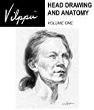 Head Drawing and Anatomy Volume One