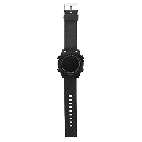 ibasenice Reloj de Pulsera Digital para Hombre Reloj Deportivo con Pantalla LED Reloj Electrónico Resistente Agua para Hombres Niños Estudiantes