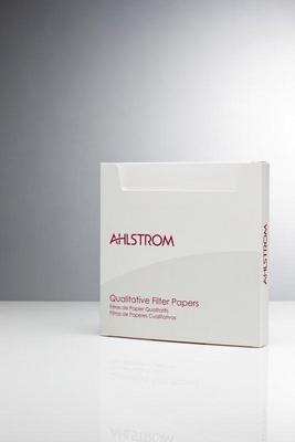 Ahlstrom 9610-3200 - Papel de filtro cualitativo para pruebas de azúcar, grado 961, 40 micrómetros, tamaño de poros, 32 cm de diámetro (paquete de 50)