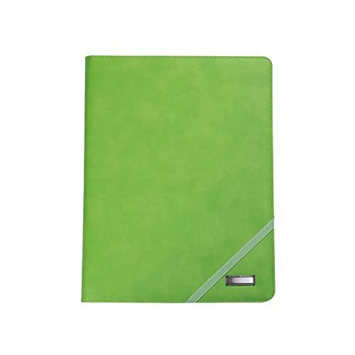 Tavoletta Portablocco Documenti aziendali multicolore Organizza i raccoglitori di dati multi-funzionale degli appunti per appunti per appunti con supporto per la penna per la scuola, ufficio, affari C