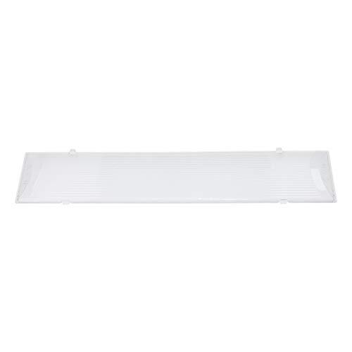 Bosch Neff Balay 00264191 264191 ORIGINAL Lampenabdeckung Glasabdeckung Lichthaube Lampenglasblende Lampendeckel Röhrenlampenabdeckung Kalotte Abdeckung 350x70mm Dunstabzugshaube Dunstabzug