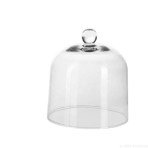 ASA GRANDE Cloche en verre 22,3 cm