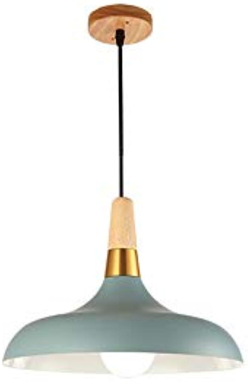 IBalody E27 Einzelkopf Metall Eisen Macaron Topf Deckel Deckenpendelleuchten Amerikanischen Moderne Einfache Restaurant Drop Lampen Home Villa Bar Cafe Dekorative Beleuchtung Kronleuchter