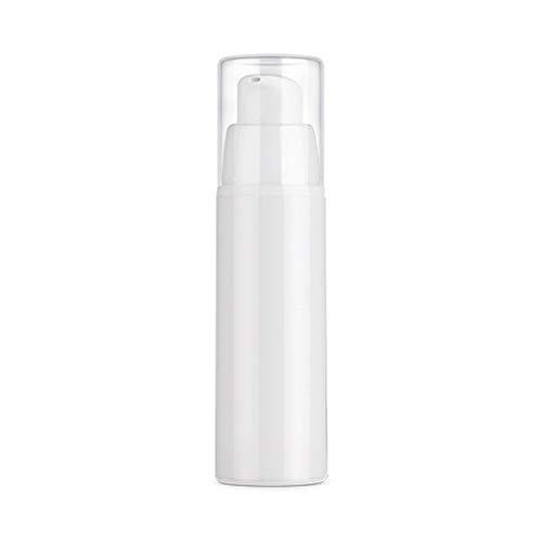 Qinlee Reisen Tragbare Fläschchen Nachfüllbare Emulsion Essenzen Gesichtsreiniger Duschgel Spender Perfekt für Home-30