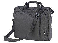 Xcase Laptop Reisetasche: Ultraflexible 3in1-Reisetasche für Notebooks bis 17