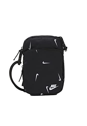 Nike Small Items Mini Bag Umhängetasche (black/allover, one size)