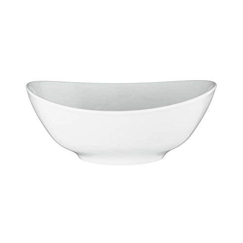Seltmann Schüssel, Porzellan, Weiß, 210 mm