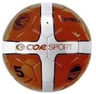 balón de calcio5 Cuero Sintético Costura Rojo Blanco Cor Deporte ...