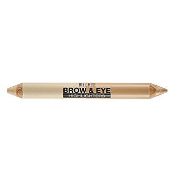 Milani Brow und Eye Highlighters - matte cream/luminous lift, 1er Pack (1 x 1 Stück)