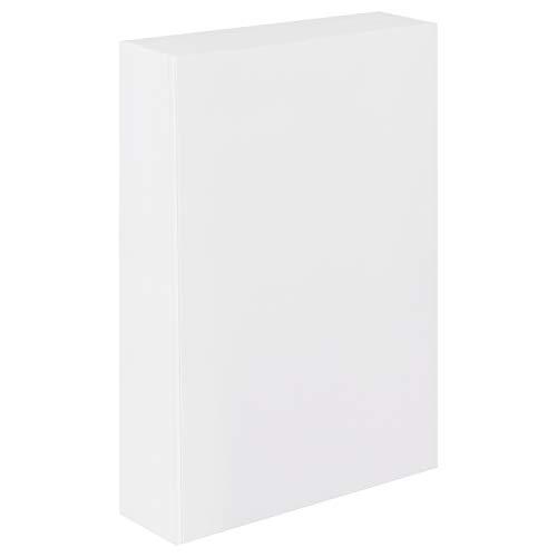 Amazon Basics - Papel fotográfico, brillante, 10 x 15,2 cm, paquete de 100 hojas, 200 g/m²