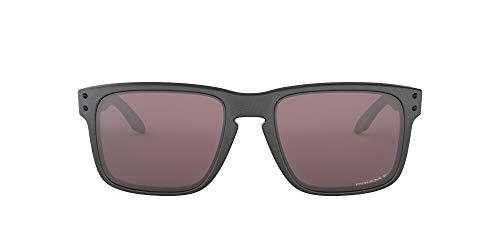 Oakley Sunglasses Holbrook OO9102-B5 Steel Prizm Daily Polarized