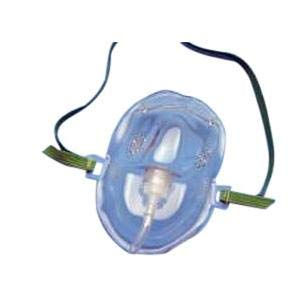 AirLife Adult Oxygen Mask with 7-foot Tubing-Tubing Length: 7' - UOM = Each 1