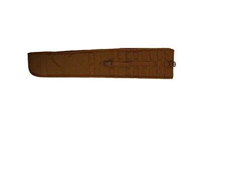 Eberlestock Scoped Hunting Rifle Side Scabbard, Mossy Oak Brush A2SSHB