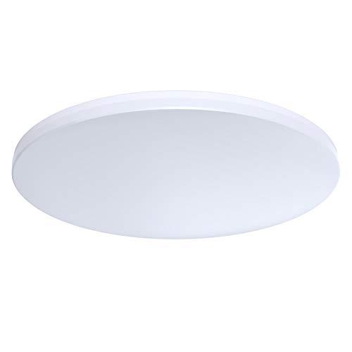 20W LED Ceiling Light,Motion Sensor Ceiling Light, 3000K/4000K/5000K Three-Color Temperature Integrated, 2150 lumens, Suitable for Restaurants, corridors, Toilets, Balconies, Kitchens...