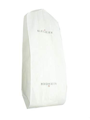 Brautkleidersack Brautkleidhülle Kleidersack Weiss atmungsaktiv mit Reißverschluß Kleemeier Dress cover