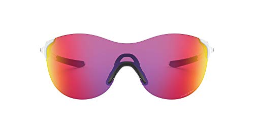 Oakley 0OO9453 Gafas de sol, Polished White, 40 para Mujer