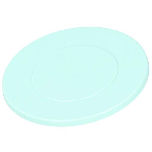 Tampa da panela de silicone, tampa de silicone não tóxica e inofensiva sem vazamento, material de silicone de qualidade alimentar para panelas de pressão de tigelas grandes