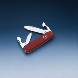 Victorinox Taschenwerkzeug, rot, EcoLine VIC