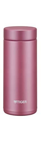 タイガー魔法瓶水筒スクリューマグボトル6時間保温保冷350ml在宅タンブラー利用可フロストピンクMMZ-A352PF