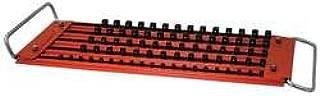 Westward 5WXR3 Tool Organizer Tray, Sockets