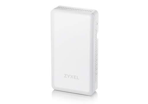 Zyxel WLAN-AP mit 11ac, hoher Dichte, 2x2 intelligenten Antennen, Ethernet Switch zur Wandmontage mit vier Ports [NWA1302-AC]