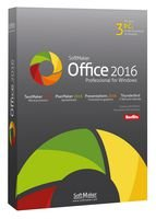 SoftMaker Software Office Professional 2016 OFW16PROXC