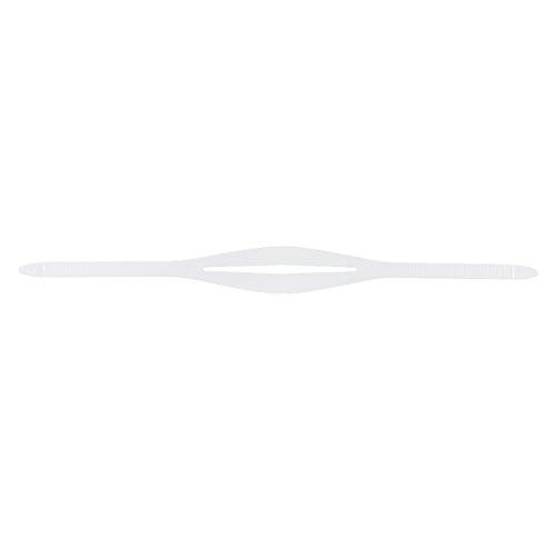 Gazechimp Tauch- und Schwimmmasken Band, Silikon Gurt Taucherbrille - Klar S