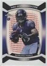 Bernard Pierce (Football Card) 2012 Topps Chrome - Red Zone Rookies Die-Cut - Refractor #RZDC-23