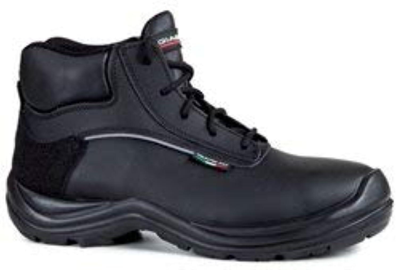 Giasco HRD060D-38 Edison SB FO CI HI WRU HRO Safety shoes Diel. 20,000 V Sole CSA Z195-14 and ASTM 2413-11 Black Size 5