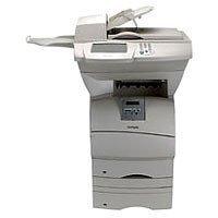 Lexmark x634dte multifunzione (Fax/fotocopiatrice/stampante/scanner) Bianco e Nero Laser fotocopie: fino a 43ppm, stampa fino a): 43ppm 1000fogli 33.6Kbits/s USB, 10/100Base-Tx